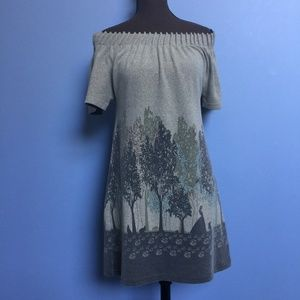 4/$10 Funky People Forest Princess Tunic